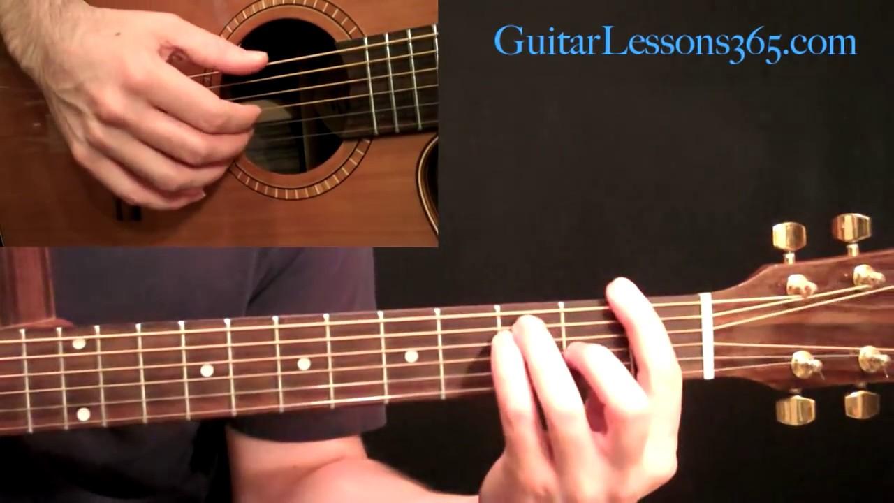 Imagine Acoustic Guitar Lesson – John Lennon