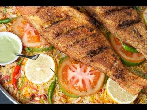 السمك المقلي  بالطريقة الصومالية