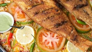 Fried Fish (Kalluun La Shiilay) السمك المقلي