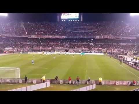 Video - Hinchada de River-Dale alegria,alegria a mi corazon, Exclusivo de Nafe - Los Borrachos del Tablón - River Plate - Argentina