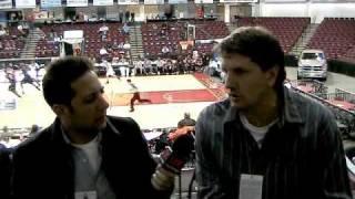 Chris Finch Interview (Part 1) - 2010 D-League Showcase