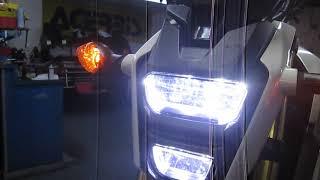8. ((2018)) HONDA GROM 125 MOTOR FOR SALE ON EBAY