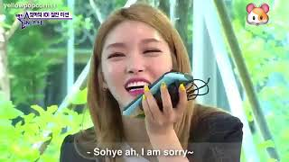 Video [ENG SUB] 170621 Chungha calls Sohye on Fact in Star for a mission MP3, 3GP, MP4, WEBM, AVI, FLV Juli 2018