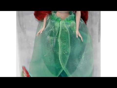 Video See the latest YouTube of Parks Little Mermaid Ariel 12 Barbie