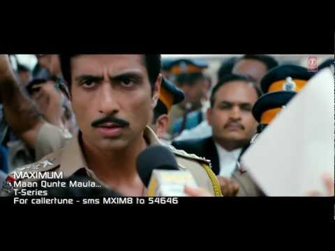Mann Qunto Maula (2012) Maximum Movie Full Song