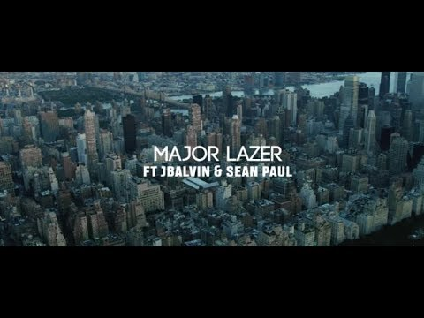 Major Lazer - Buscando Huellas (Feat. J Balvin & Sean Paul) (Official Video)