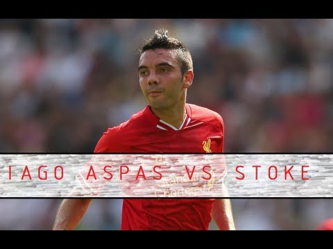 stoke - Follow us on Twitter http://twitter.com/Gundoganed Song: Protiac - Haze Iago Aspas (off at 72 minutes) performance vs Stoke in the Premier League. Thanks for...