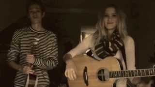 Hold On - Angus & Julia Stone (Cover by Lilly Ahlberg)