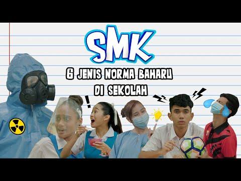 SMK 6 Jenis Norma Baharu Di Sekolah
