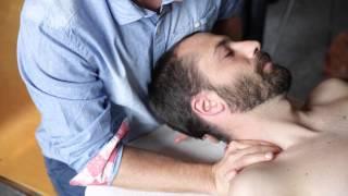 Osteopathie Videos: HWS - Jesse De Groodt