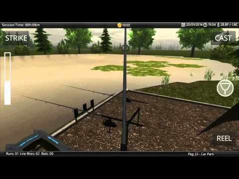 Video of Carp Fishing Simulator
