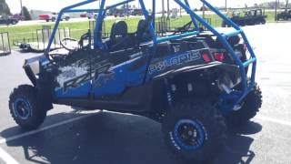 7. 2013 Polaris RZR XP 900 Jagged X