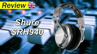 Download Lagu Shure SRH940 Mp3