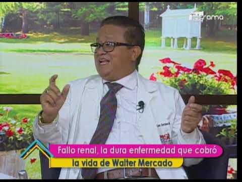 Fallo renal, la dura enfermedad que cobró la vida de Walter Mercado