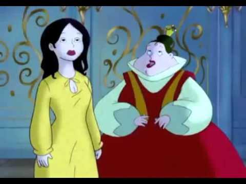 Povestitorul Hans Andersen  Printesa si Bobul de Mazare