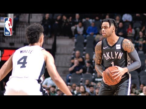 Video: Full Game Recap: Nets vs Spurs | Derrick White Records A Career-High 26 Points
