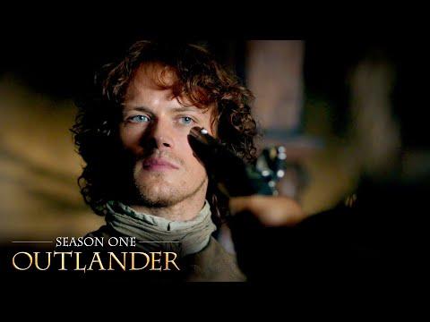 Jamie Is Held At Gunpoint! | Outlander