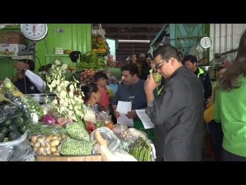 Chefs reconocen mercados municipales