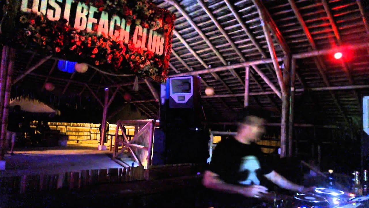 Alex Arnout - Live @ Lost Beach Club 2014