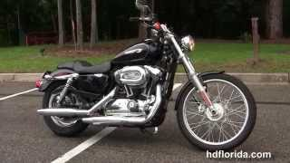 2. Used 2009 Harley Davidson Sportster 1200 Custom Motorcycles for sale