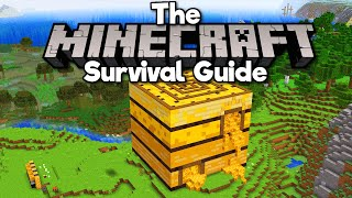 Massive Tileable Honey Farm! • The Minecraft Survival Guide (Tutorial Let's Play) [Part 273]