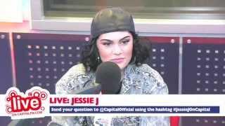 Jessie J Capital FM Webchat 16 May 2012