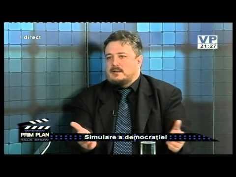 Emisiunea Prim Plan – Cezar Pârvulescu – 3 martie 2015