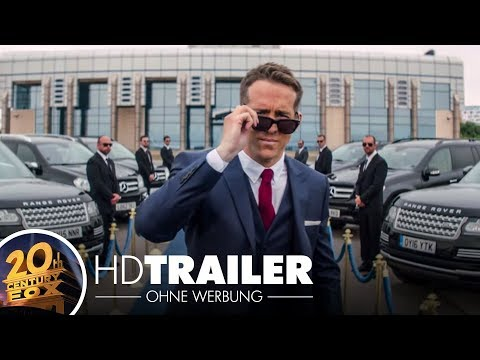 Killers Bodyguard | Offizieller Trailer 1 | Deutsch HD German (2017)