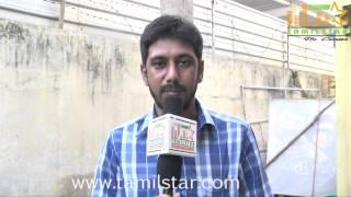 Lyricist Kavikarko at Anandha Mazhai Movie Audio Launch