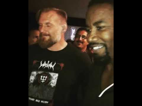 Michael Jai White & Josh Barnett Celebrate Their Birthdays With Family & Friends - Thời lượng: 46 giây.