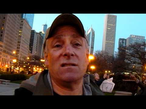 TIF talk and public housing at Occupy Chicago