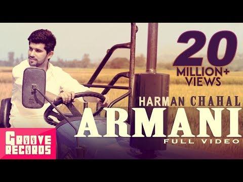 Armani | Harman Chahal | Mr VGrooves | Full Video | New Punjabi Song