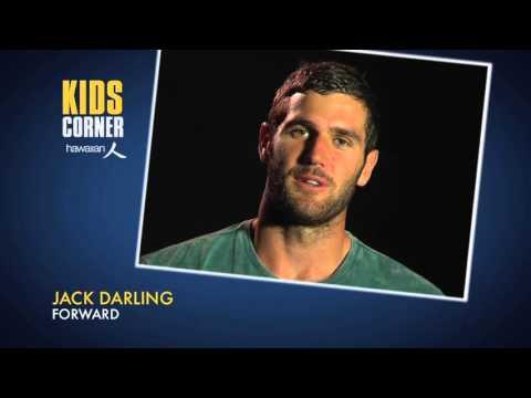 Hawaiian Kids Corner - Darling's training load on YouTube