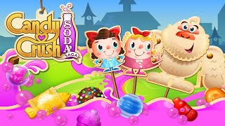 Candy Crush Soda Saga videosu