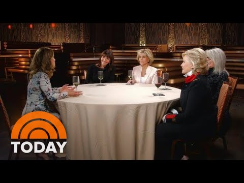 Jane Fonda, Diane Keaton And 'Book Club' Co-Stars Open Up About New Film | TODAY