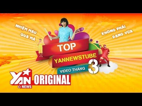 Top Video Hài HƯớc Tháng 3