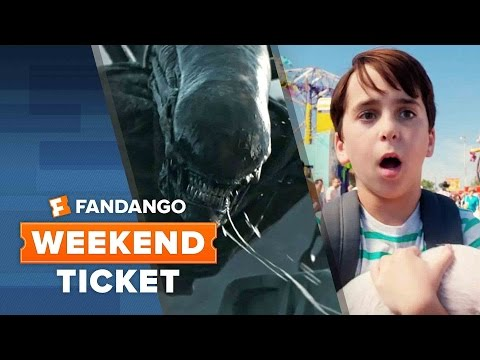 Now In Theaters: Alien: Covenant, Diary of a Wimpy Kid: The Long Haul, Everything, Everything