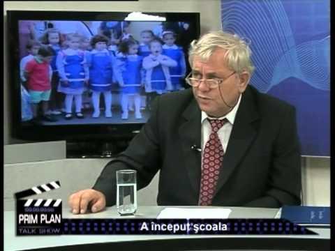 """Emisiunea """"Prim Plan"""" – Petre Năchilă – 16 septembrie 2014"""