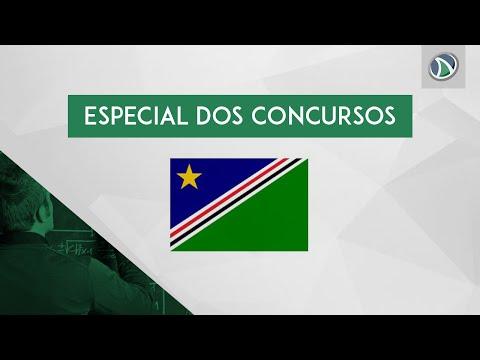 Especial dos Concursos Prefeitura de Central do Maranhão - MA