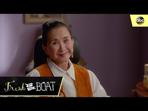 Girl Time with Jessica and Grandma Huang - Fresh Off The Boat