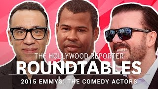 Video Raw, Uncensored: THR's Full, Comedy Actor Roundtable With Ricky Gervais, Jordan Peele and More MP3, 3GP, MP4, WEBM, AVI, FLV November 2018