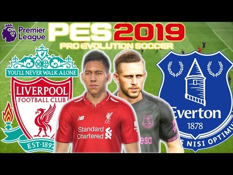 Liverpool Vs Everton Prediction | English Premier League 2nd Dec | PES 2019 Gameplay