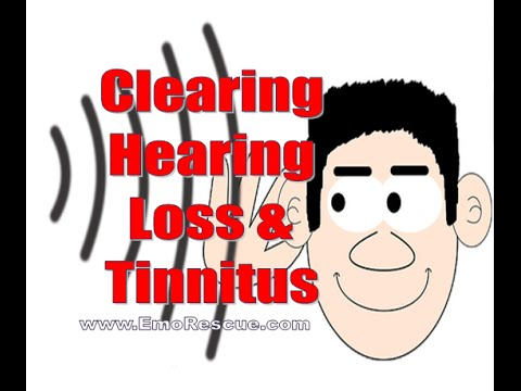 Clearing Hearing Loss & Tinnitus – Holistic, Fast & Easy