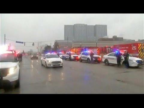ΗΠΑ: Δύο αστυνομικοί σκοτώθηκαν στο Οχάιο