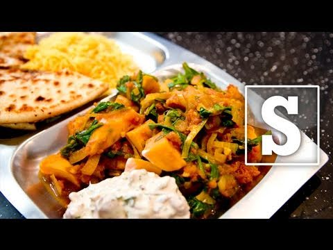 SWEET POTATO CURRY RECIPE – SORTED