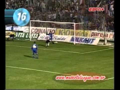 Goles de Andrés Silvera en Unión