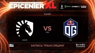 Liquid vs OG, EPICENTER XL, game 2 [Lex, 4ce]