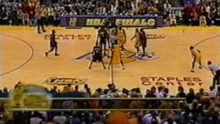 2001 NBA Finals: Sixers at Lakers, Gm 2 part 1/13