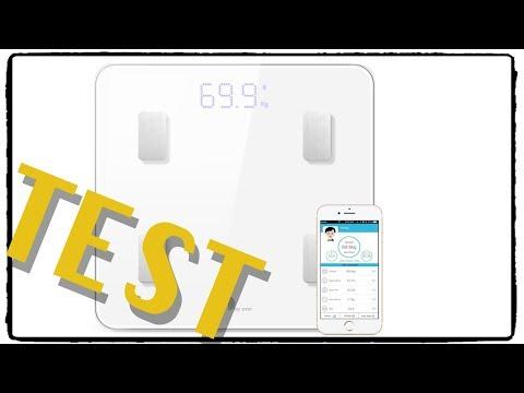 ❌ Waage mit App und Körperfettmessung Test / Review