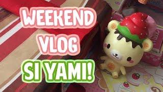 Video Squishy Jaman Now Bisa Bikin Slime?! YamiVlog#2 | LalaLeen MP3, 3GP, MP4, WEBM, AVI, FLV Juli 2018